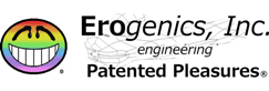 Erogenics Inc makes the best strapless dildos